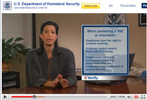 Training Video from USCIS