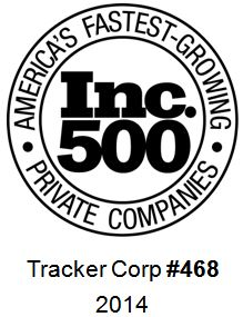 Inc 500 Medallion w Tracker4
