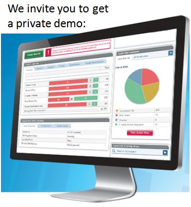 We invite you to get a private demo